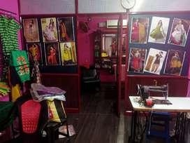 Stitching & Beauty Parlour,Opp Petrol Pumb,Kongad Town,Palakkad(dt)