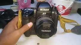 Nikon F5 SLR Kamera Film Profesional