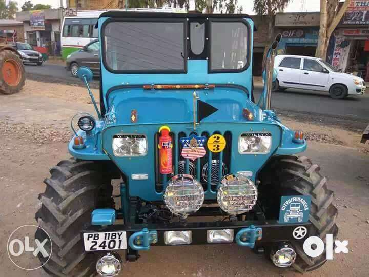 Paink motors jeep modifications all india 0
