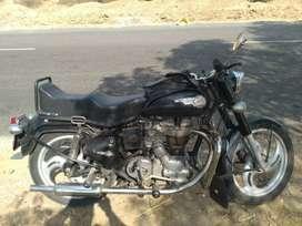 Old vintage enfield 350