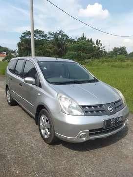 Nissan grand livina XV 2011 Automatic
