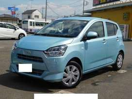 Daihatsu Mira 2017 Automatic On Easy Installment
