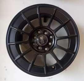 Jual velg R15x7.0 h8x100/114.3 et38 bisa untuk mobil Xenia Datsun go