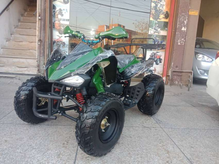250cc Raptor Auto Engine Atv Quad 4 Wheels Bike With New Features 0
