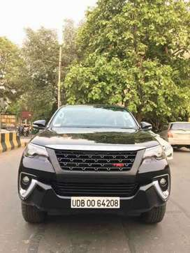 Fortuner 2016 TRD front Grill