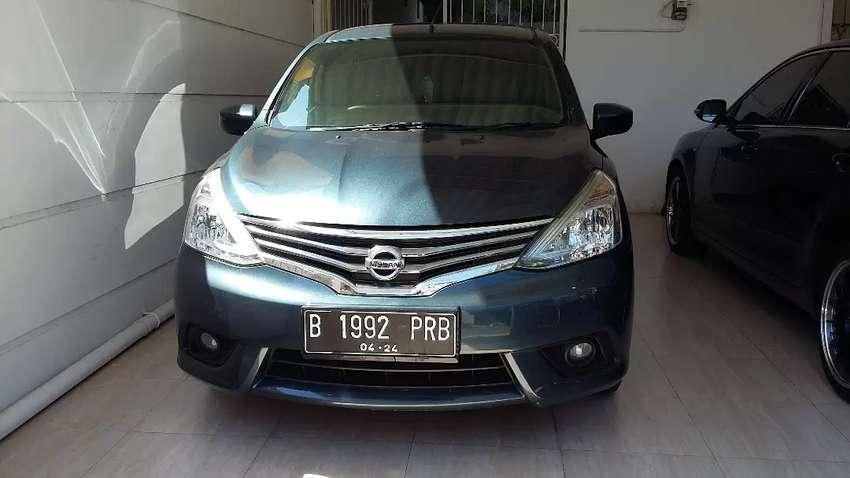 Nissan Grand Livina XV 2013 New Model 0
