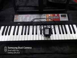 Less used yamaha musical keyboard