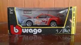 Bburago Porsche 911 Gt3 Rsr skala 1/24