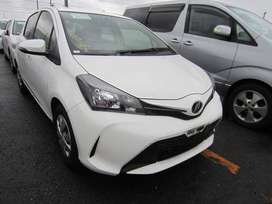 TOYOTA VITZ 2014 on easy installments