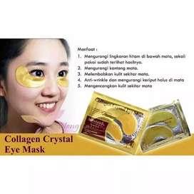 Masker mata collagen/ eye mask