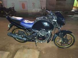 CB Unicon shine honda