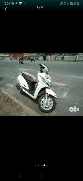 Selling perfect Activa 125 at fix price 40000