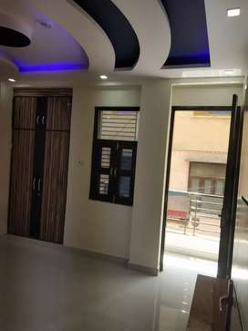 83 gaj new built flat Uttam Nagar West in 52 lakh