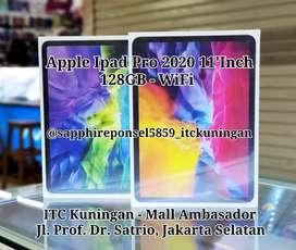 Apple Ipad Pro 2020 11 inch 128GB Wifi(New) -Bisa COD/Tt/Kredit