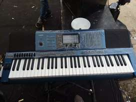 Keyboard casio mzx 500/mzx-500