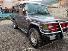 5 door pajero in good condition