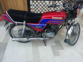GTO 125 for sale