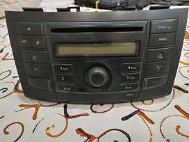 Swift Dzire original stereo with remote