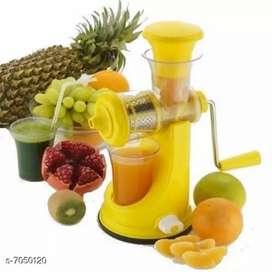 Plastic Manual Juice Sprayer