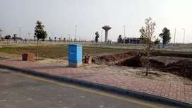 Residential plot in Bahria Orchard phase IV, Lahore