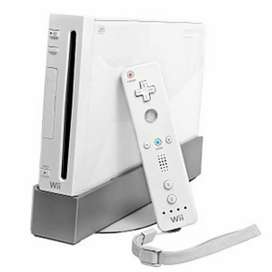 Play station 2 and Wii