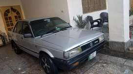 Nissan for sale very good condition avail in nowshera cantt.