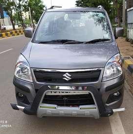 Maruti Suzuki Wagon R Wagonr VXI + AMT (Automatic), 2016, Petrol
