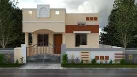 Mathur iraivan nagar Individual house