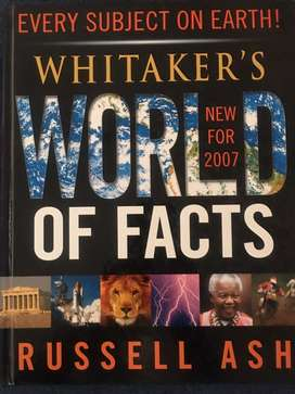 Brand new book on World of Facts by PENGUIN BOOKS.