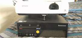 epson projector with cpu for sale