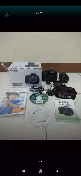 Camera Canon EOS700D EF-S 18 - 55 STM Kit