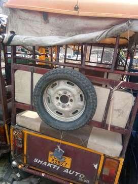 Shakti Auto-E Rickshaw