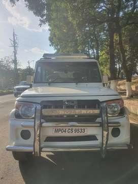 Mahindra Bolero Power Plus 2017 Diesel Well Maintained