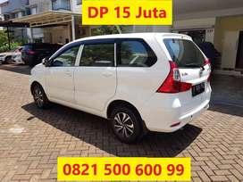 DP 15 Juta Saja - Xenia X Deluxe 1300 cc Matic 2016 - ISTIMEWA