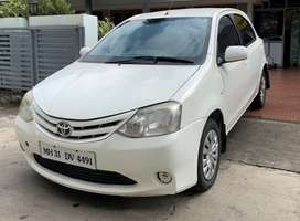 Toyota Etios Liva GD, 2011, Diesel