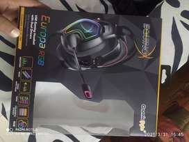 Cosmic Byte Gaming headset in cheap dm me headset  for (pc and mobile)