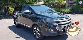 Mobil Toyota Kijang Innova Reborn 2.4 G Diesel Matic 2018 Hitam