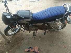 I want argent money so I am selling my bike