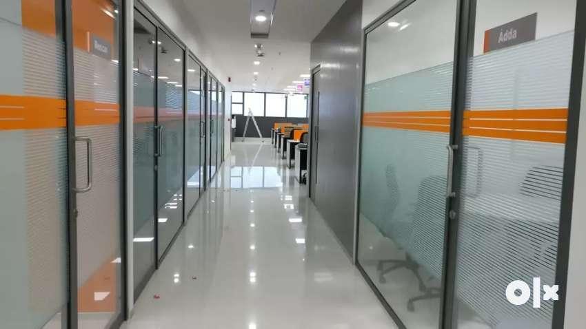 Office for rent sarabha Nagar fully finished 0