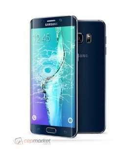 S6 edge blue colour