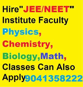 Required For NDA Institute Faculty Physics Chemistry Biology Maths