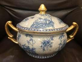 pajangan porslen ceramic china bone MURAH