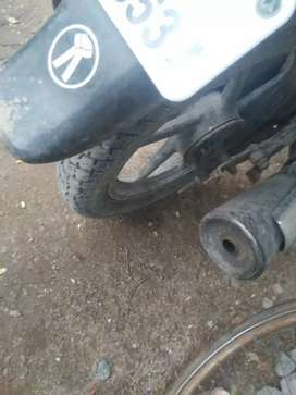Good contion new battery new tyre