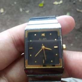 Jam Tangan Arloji Alba original vintage