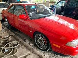 Mazda mx 6 sang legendaris..