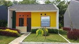 Rumah hyacinth milenial harga minimalis Subsidi Maja