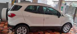 Ford Ecosport 2015 Diesel 78000 Km Driven
