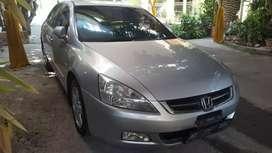 Honda accord VTIL 2005