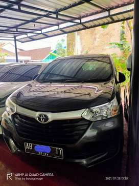 Toyota Avanza Type E 2018 Asli Jogja