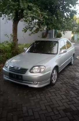 Hyundai Avega GX 2012 manual